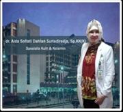 Dr. dr. Aida Sofiati Dahlan Suriadiredja, Sp.KK (K)