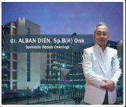dr. Alban Dien, Sp.B(K) Onk