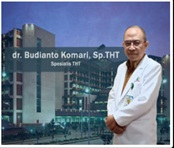 dr. Budianto Komari,  Sp.THT-KL