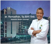 Dr. dr. Ramadhan, Sp.B(K) Onk