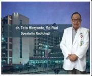 dr. Tato Heryanto,Sp.Rad (K)