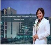 dr. Joice Rosewitasari Aryanti Djohansjah, Sp.S, MSI