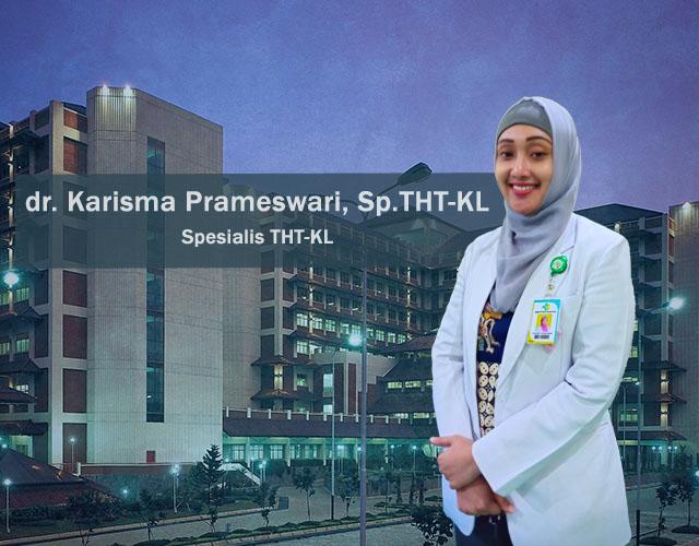 dr. Karisma Prameswari, Sp.THT-KL