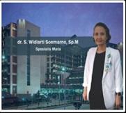 dr. Widiarti P. Riono, Sp.M
